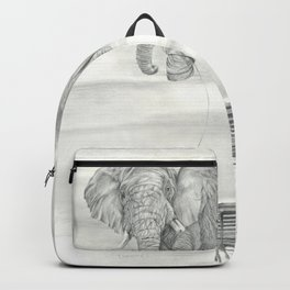 Dream big and live gentle Backpack