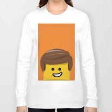 Brick Builder Long Sleeve T-shirt