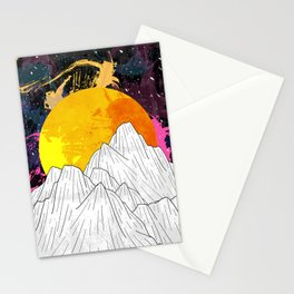 Cosmos Mounts Stationery Cards