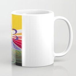 Flower Horizon Coffee Mug