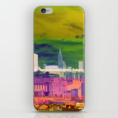 New York City | Project L0̷SS   iPhone & iPod Skin