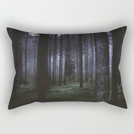 How deep will you go Rectangular Pillow