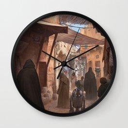 Souk Wall Clock