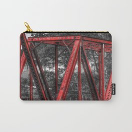 Old Train Bridge Carry-All Pouch