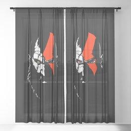 047 Kratos Sheer Curtain