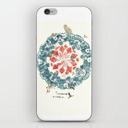 CALEIDOSCOPIO ORNITOLÓGICO iPhone Skin