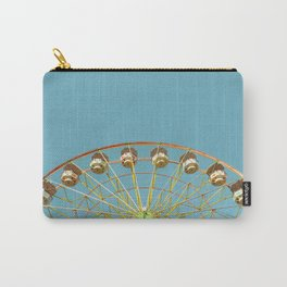 Ferris wheel ride on a sunny day at the Marin County Fair in San Rafael Carry-All Pouch