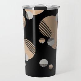 Christmas Decoration #geometric #design #society6 Travel Mug
