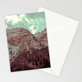 Moody Mountain Stationery Cards