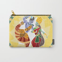 Shiva - Parvati Dance2 Carry-All Pouch