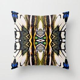 Butterfly series. Throw Pillow