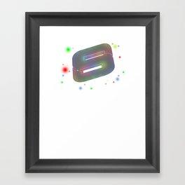 Storm Spectrum Framed Art Print