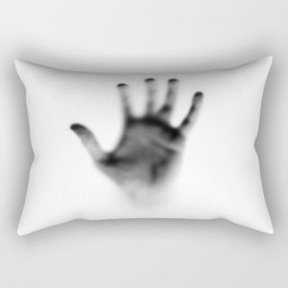 Soul Searcher Rectangular Pillow