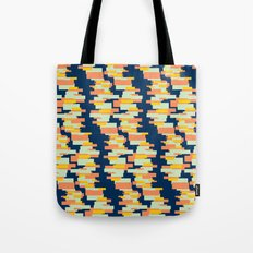 BP 62 Rectangle Stripes Tote Bag