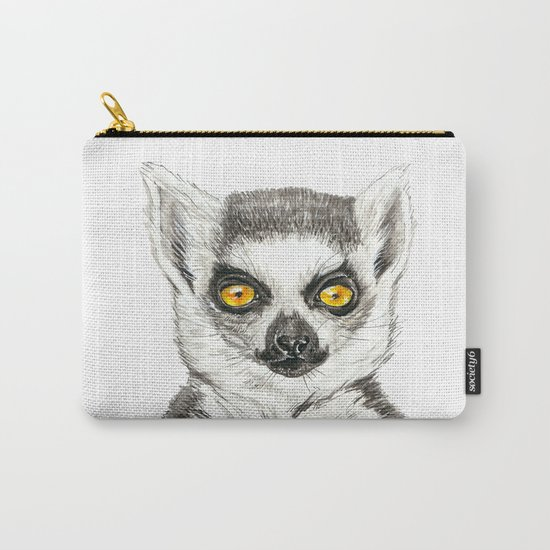 Lemur Carry-All Pouch