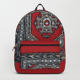 Traditional rug - Ruby Red Backpack