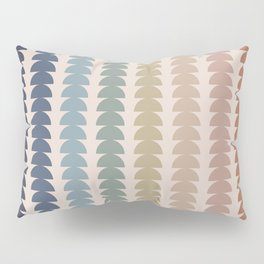Maude Pattern- Vintage Multicolor Pillow Sham