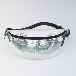 a walk through the woods Fanny Pack