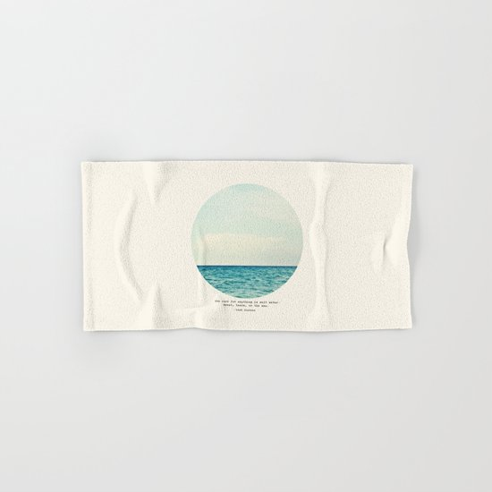 Salt Water Cure Hand & Bath Towel
