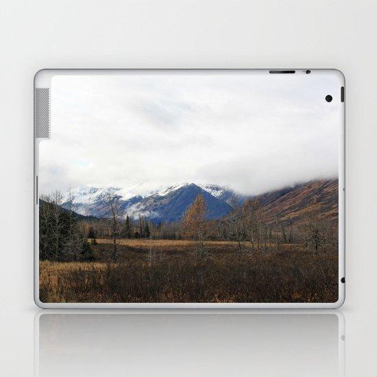 Turnagain Pass Laptop & iPad Skin