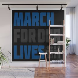 March For Our Lives Wall Mural
