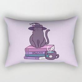 Feline Familiar Rectangular Pillow