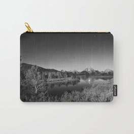 Snake River toward Mount Moran Carry-All Pouch