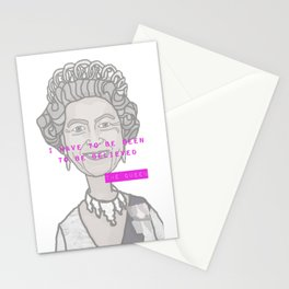 Seen To Be Believed Stationery Cards