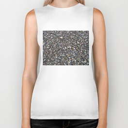 What Stories You Could Tell... Rocks of Jasper Beach Biker Tank