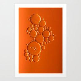Bubble Gear Art Print