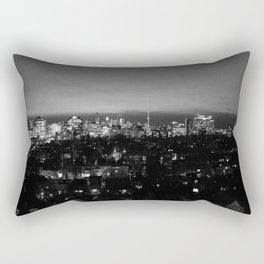 CN Sights Rectangular Pillow