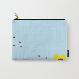 The Ladybug Brigade Carry-All Pouch