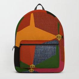 KALEIDOSCOPE 05 #HARLEQUIN Backpack