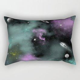 Deeep Space Rectangular Pillow