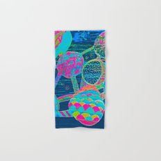 Deep Sea Exploration Hand & Bath Towel