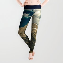 Mountain Summer Escape Leggings