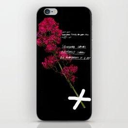 #3 iPhone Skin