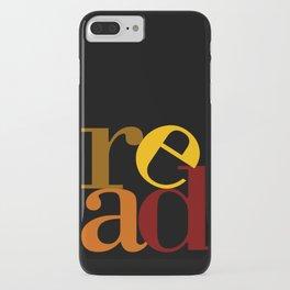 read love iPhone Case