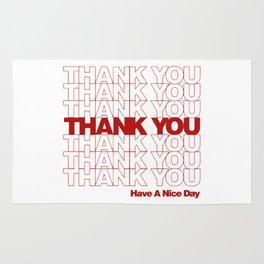 thankyou Rug