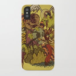 Melt my Face iPhone Case