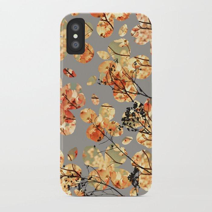 Dogwood Quilt iPhone Case