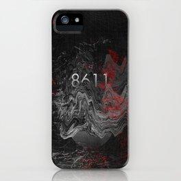 k2 8611 iPhone Case