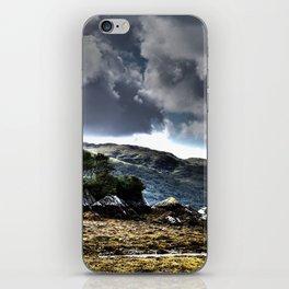 Loch Ailort, Scotland iPhone Skin
