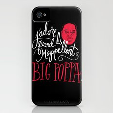 French Poppa iPhone (4, 4s) Slim Case