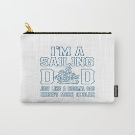 Sailing Dad Carry-All Pouch