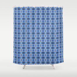 Looking Up Shower Curtain