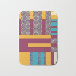 Almost Square Bath Mat