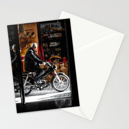 Streets of Marrakech Stationery Cards