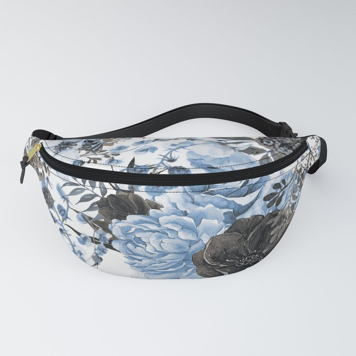 Floral Pattern#4 Fanny Pack