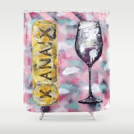 For the Ladies Shower Curtain